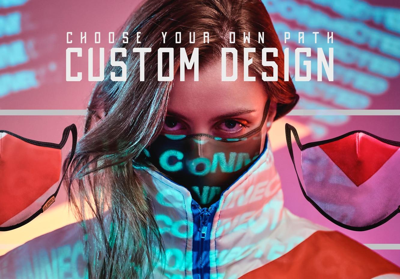 mask protection custom design customize you masks